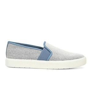 Vince Women's Blair Linen Slip-On Sneakers 10 NWT